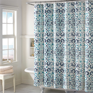 Shower Curtains Newark Curved Curtain Rod For A Cool