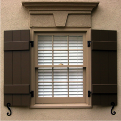 Window Shutters Newark